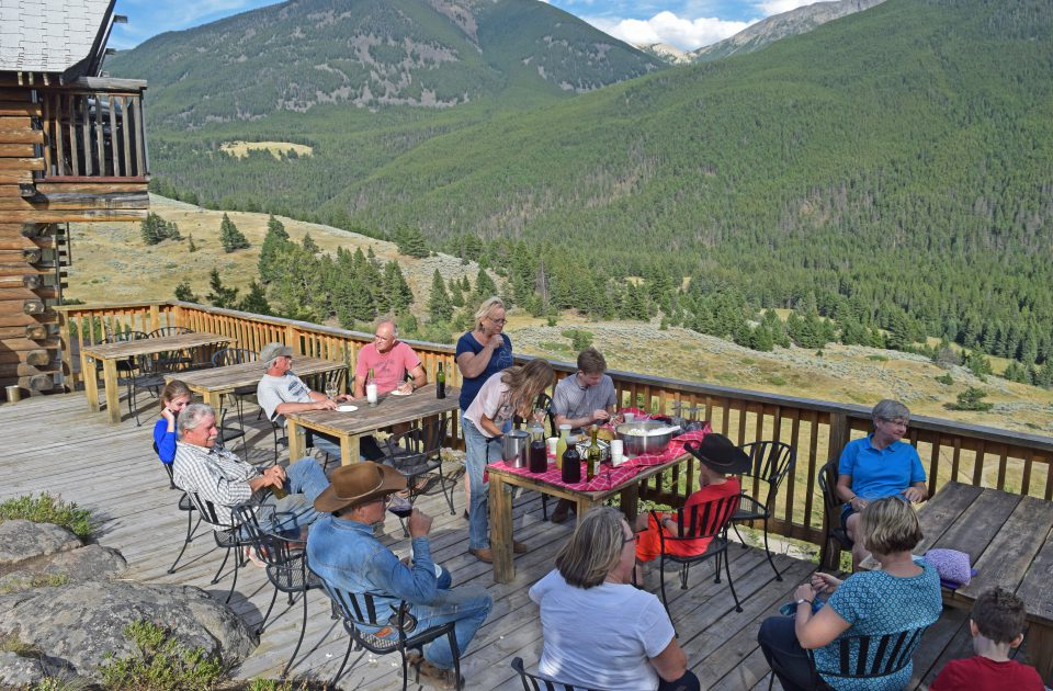 Enjoy a dude ranch vacation among friends, new and old