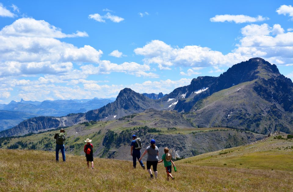 Hiking in Montana's Big Sky Country
