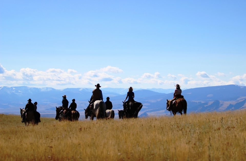 Trail Rides at the Bonanza Creek Ranch are core to your next vacation