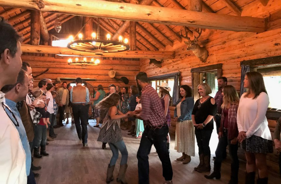 Swing Dancing at Elkhorn Ranch