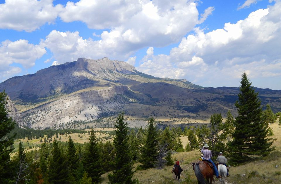Rocky Mountain Front   Montana Dude Ranch Vacation