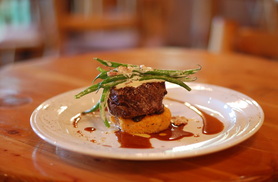 Fine dining will leave you wanting more at Mountain Sky Guest Ranch