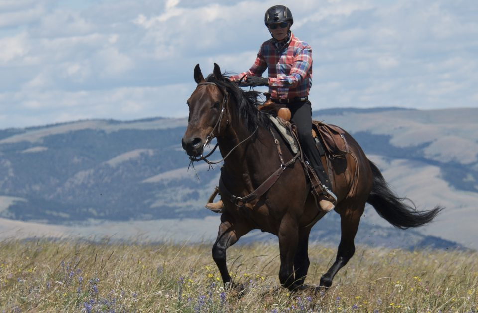 Horseback Riding Vacation | Montana Dude Ranch
