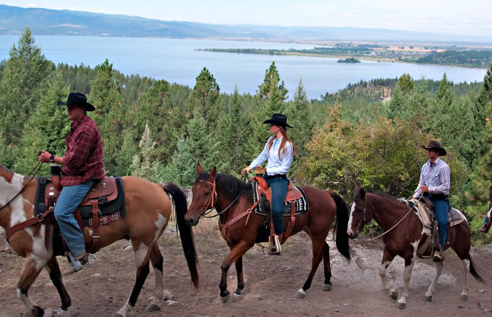 Luxury Dude Ranch Vacation in the Flathead Valley