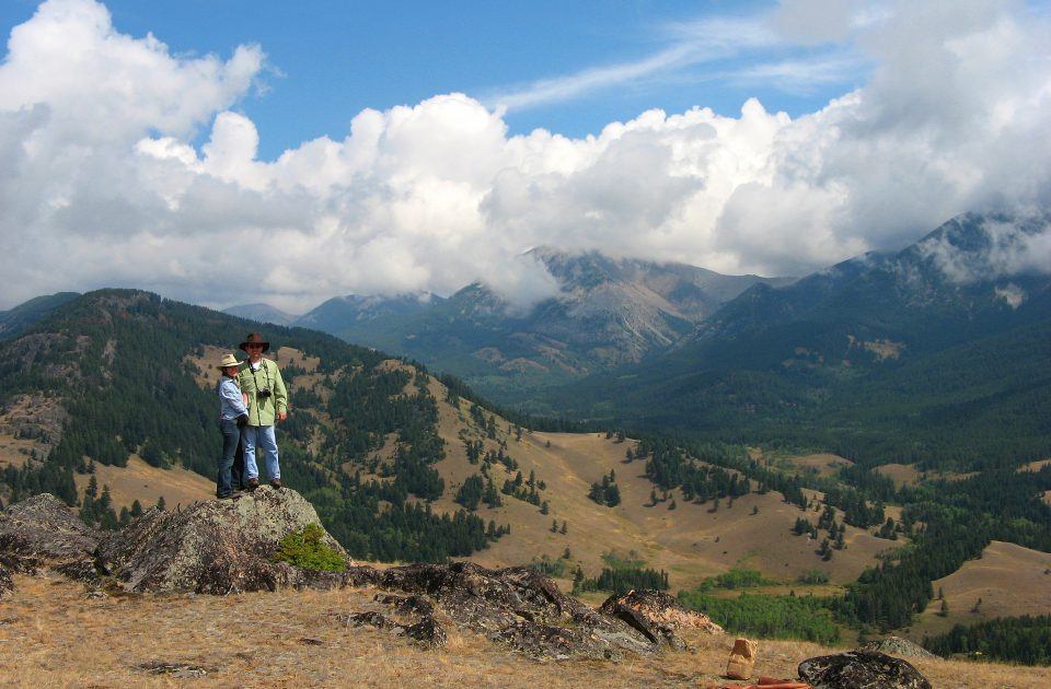 A Montana Vacation is full of jaw dropping views