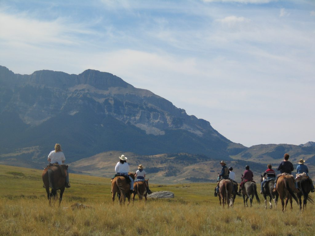 Plan your Montana Dude Ranch Vacation with JJJ