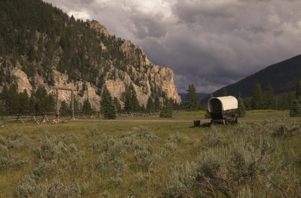 Covered Wagon Ranch | Gallatin Gateway, Montana