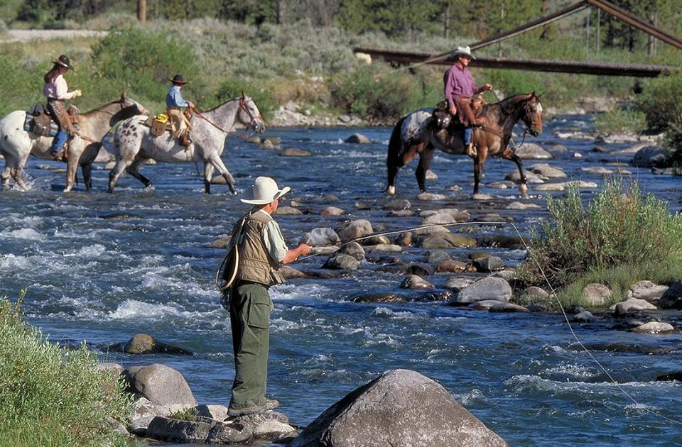 Choose Your Vacation | Fly Fishing to Horseback Riding