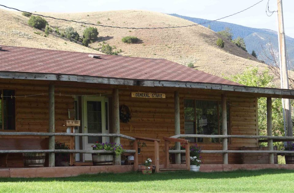 The General Store at Dryhead Ranch