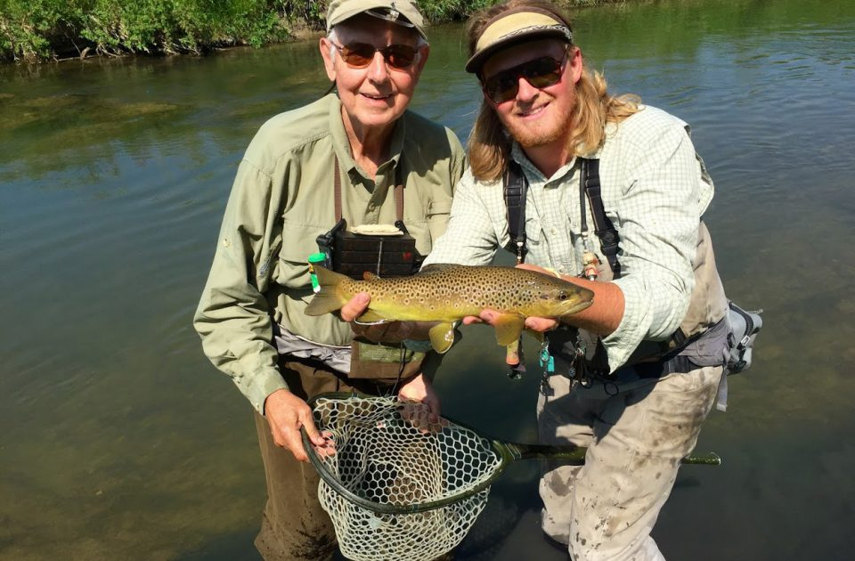 Fishing is one of our favorite activities at Upper Canyon Outfitters