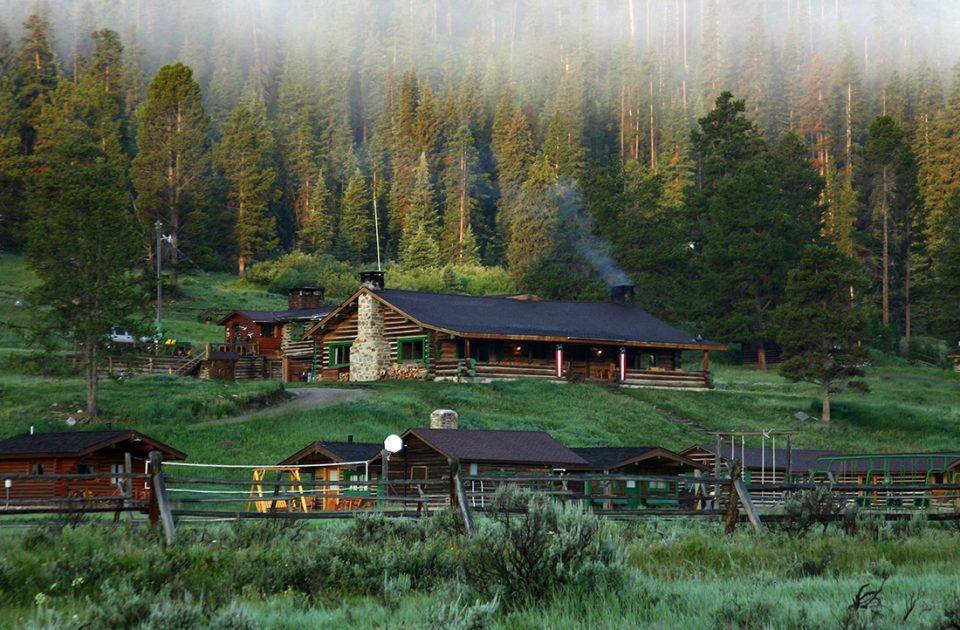 Nine Quarter Circle Ranch | Montana