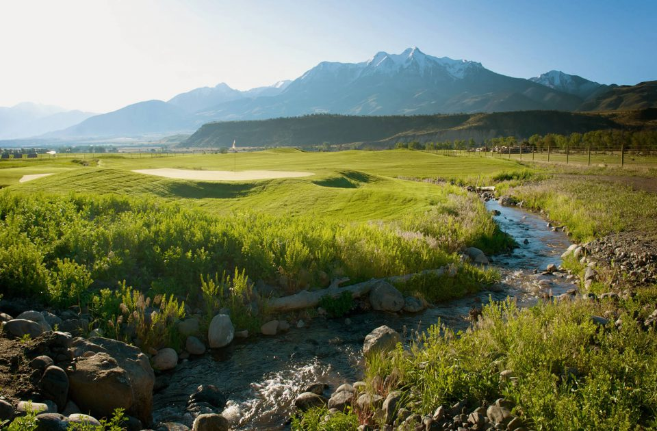 Rising Sun 18-Hole Golf Course | Exclusive to Mountain Sky Guest Ranch