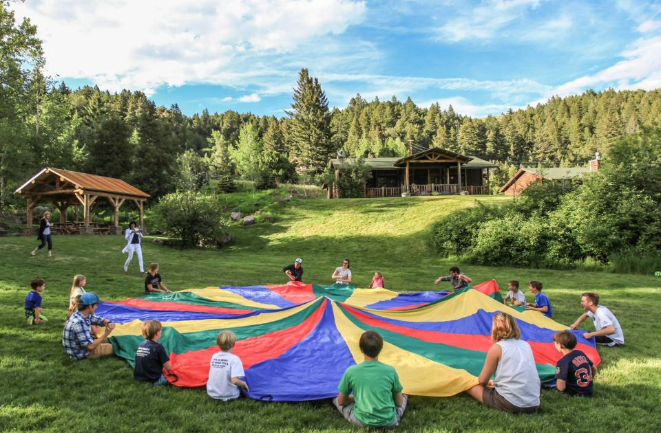 Mountain Sky Guest Ranch offers a kid's program