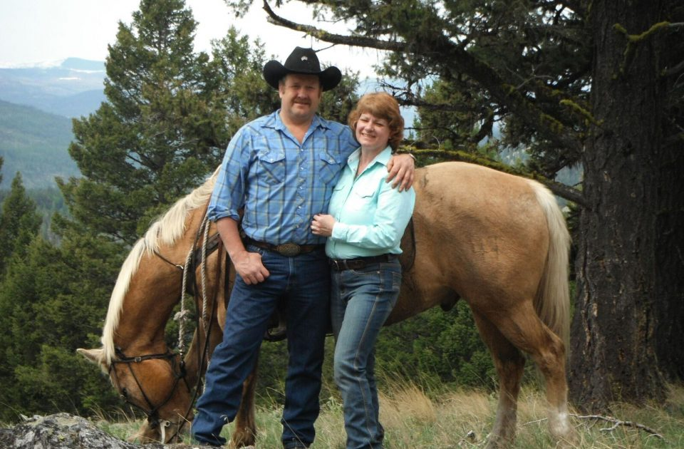 Meet the owners of Rich's Ranch, C.B. and Helen Rich