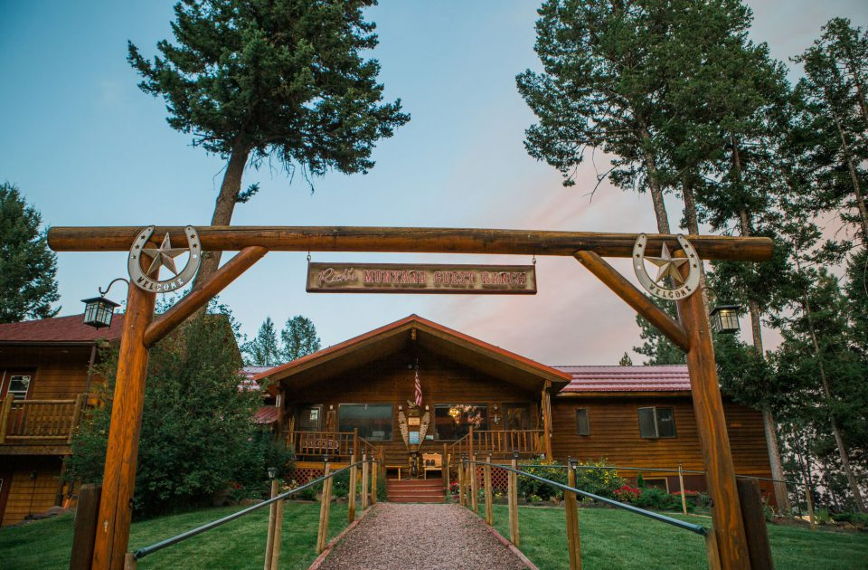 Welcome to Rich's Montana Guest Ranch