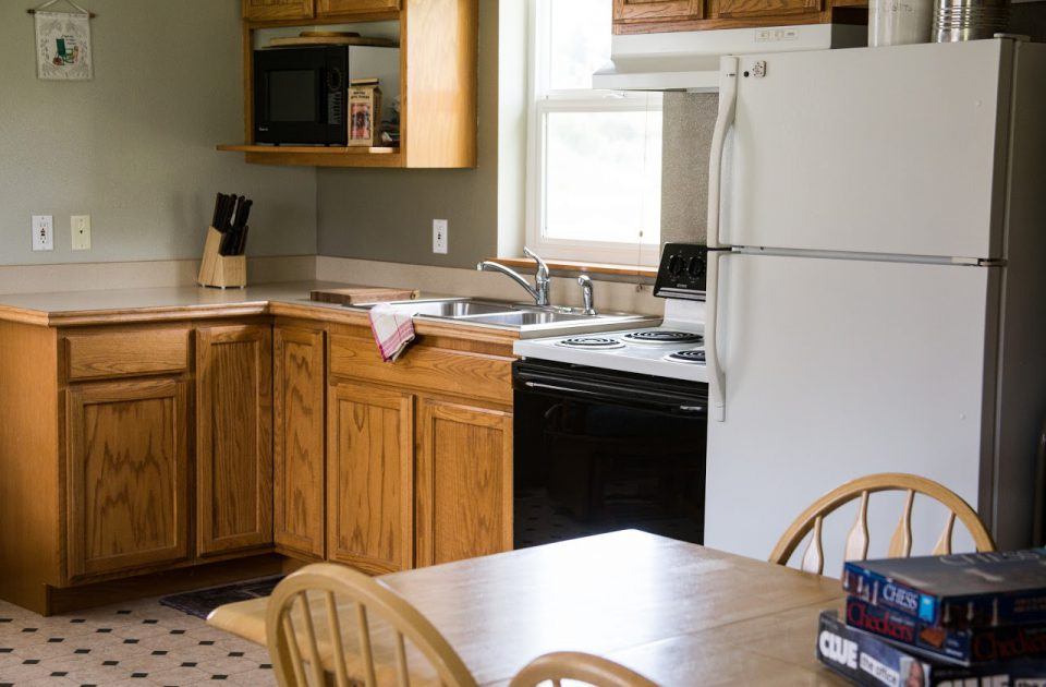 Upper Canyon Outfitters offers a variety of lodging options