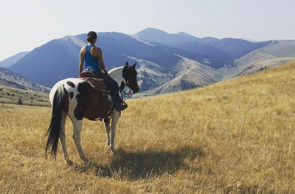 Enjoy nature on a Montana Dude Ranch | Upper Canyon Outfitters