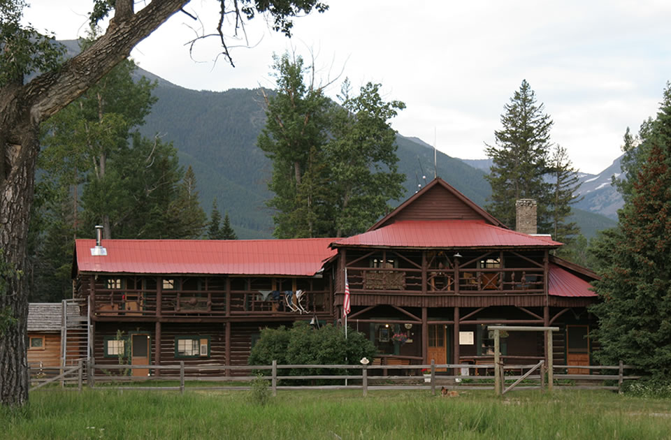 Sweet Grass Ranch Main Lodge