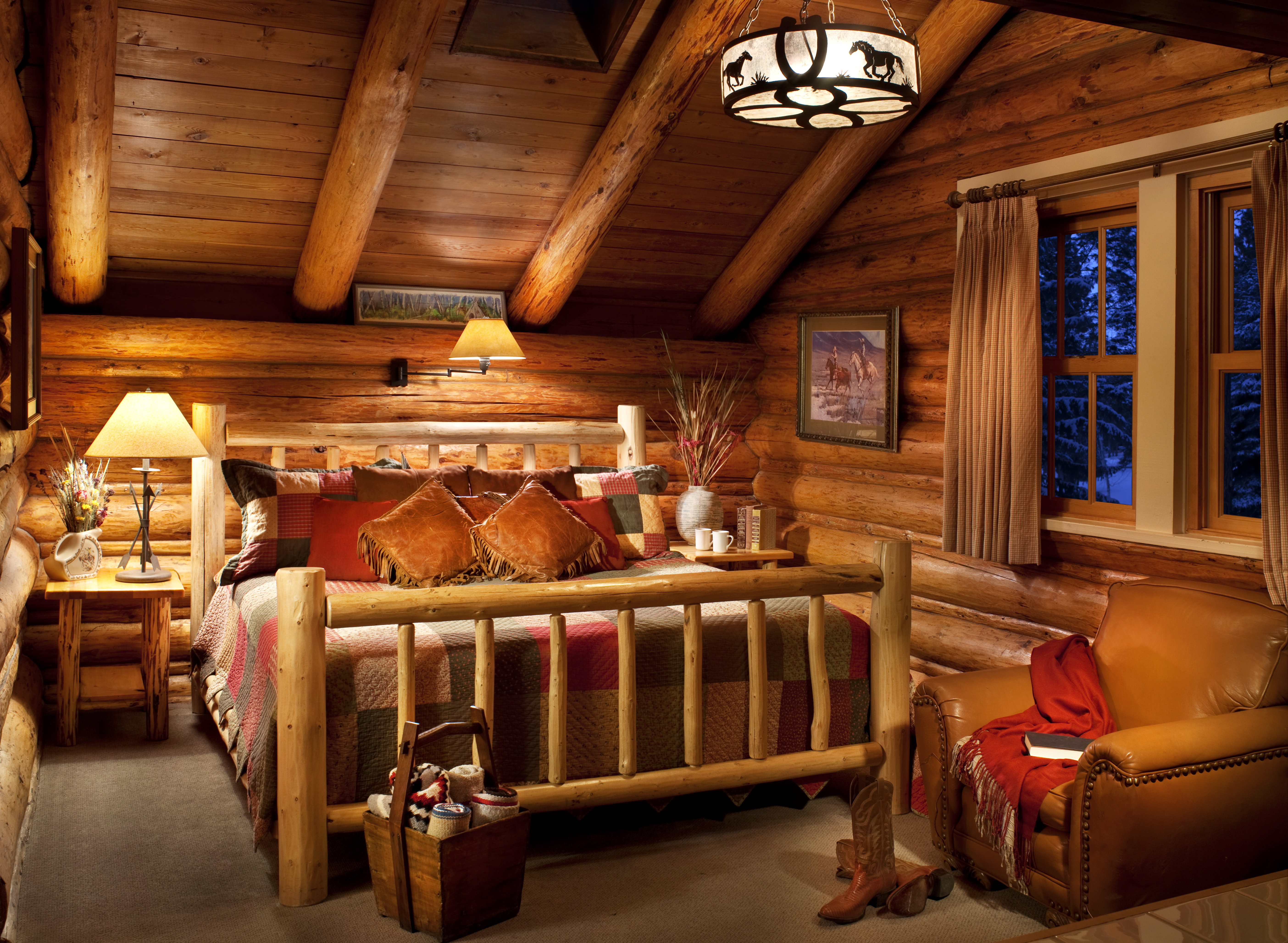 Montana Resort Ranch | Averill's Flathead Lake Lodge