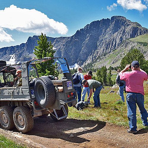 Off on a Montana Adventure!