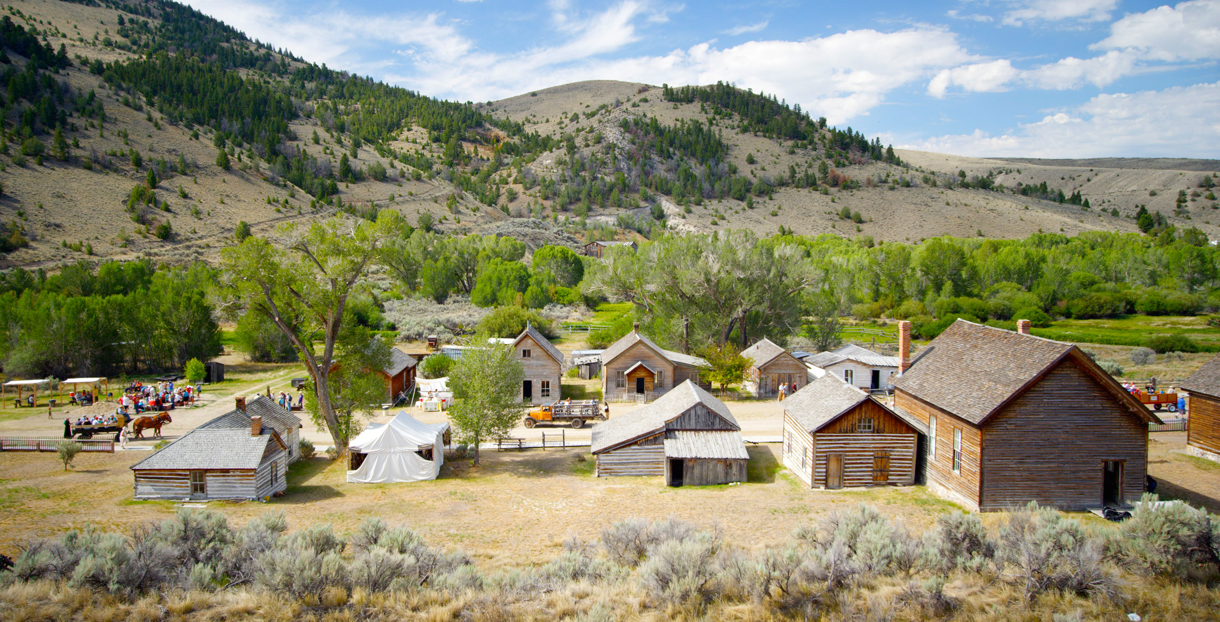 Bannack State Park | Montana Ghost Towns