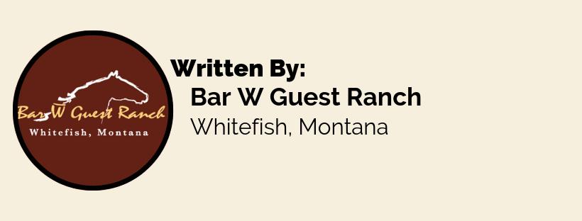 Written By: Bar W Guest Ranch