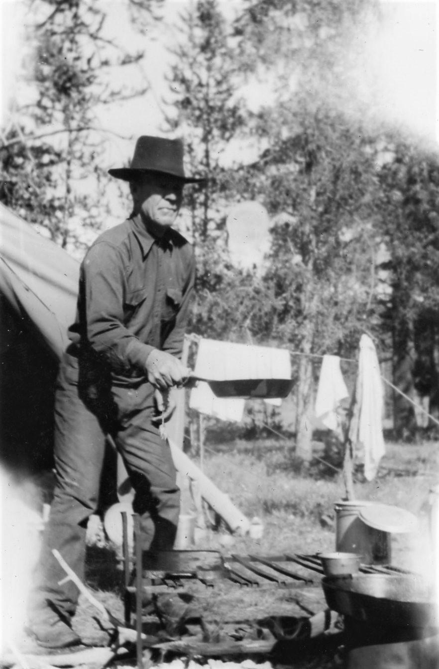 1941 pancake flipping