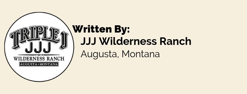 Written By JJJ Wilderness Ranch