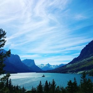 Glacier National Park | St. Mary's Wild Goose Island