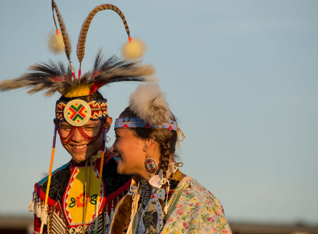 North American Indian Days, Browning, Blackfeet Indian Reservation