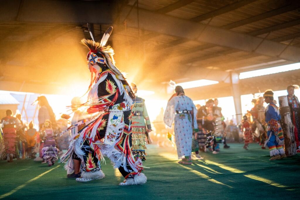 Milk River Indian Days